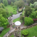 Atop Blarney Castle