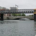 Bridges over River Liffey 2