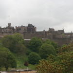 Castle from Scott Monument