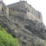 Edinburgh Castle Rock & Garrison