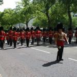 Guard march