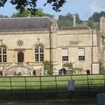 Lacock - Hogwarts School