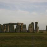 Leaving Stonehenge