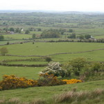 Loughcrew - valley to the northeaast