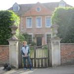 Me & Prof. Slughorn's House