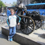 Molly Malone-'Tart with the Cart'