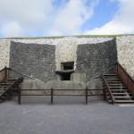 Newgrange - entrance