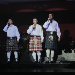 Prestonfield - 3 Tenors