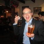 Ronan celebrates B-Day in Celt Bar