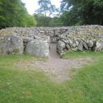 SW passage grave