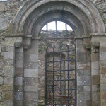 St. Declan's Oratory Entrance Gate