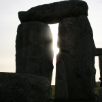 Stonehenge at sunset 2