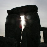Stonehenge at sunset 3
