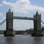 Tower Bridge from Thames
