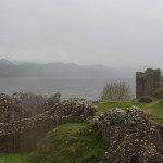 weather coming in Urquhart Castle